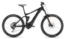 CubeStereo Hybrid 140 Pro black n red