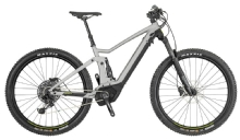 Scott Scott Strike eRide 730 silver/black/lime L