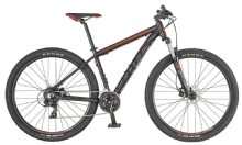 ScottAspect 960 black/red