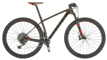 Scott Scale 910 black/bronze/red