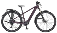ScottAxis eRide 20 cassis purple/black/silver