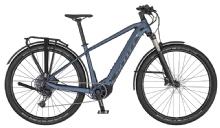ScottAxis eRide 20 mystic blue/black/havana