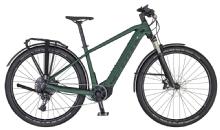 ScottAxis eRide 10 wakame green/black/spectrum green