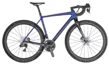 Scott Addict Gravel 10 chameleon blue/purple/black