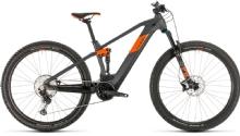 CubeStereo Hybrid 120 Race 625 grey n orange