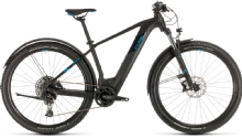 "Cube Reaction Hybrid EX Allroad 29"" black´n´blue 625Wh"