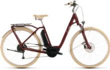 CubeElla Ride Hybrid 500 red´n´white