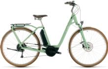 CubeElla Ride Hybrid 500 green´n´white