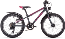 Cube Access 200 Allroad girl grey´n´blue´n´pink