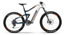 "Haibike XDURO ALLMTN 5.0 27,5"" 630Wh white/blue/orange"