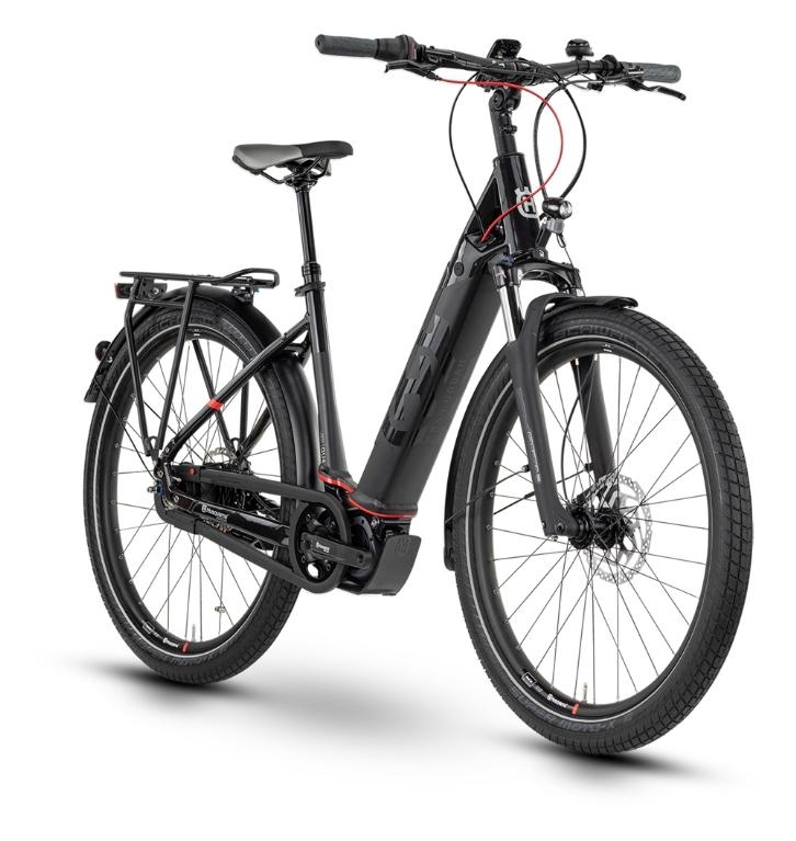 Husqvarna E-Bicycles Gran Urban GU4 Wave