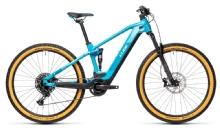 CubeStereo Hybrid 120 pro 625 petrol n blue