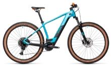 CubeReaction Hybrid Pro 625 petrol n orange