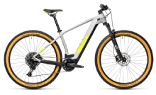 CubeReaction Hybrid Pro 625 grey n yellow