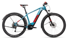 CubeReaction Hybrid Performance Allroad 500 blue´n´red