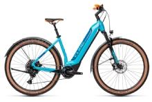 CubeNuride hybrid EXC 625 allroad petrol n blue
