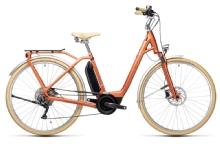 CubeElla Ride Hybrid 500 red n grey