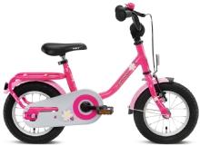 PukyKinderrad STEEL 12  lovley pink