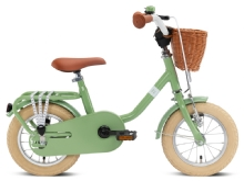 PukySteel classic  12 retro-grün
