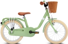 PukySTEEL Classic 16 retro grün