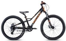 S´coolfaXe race 24 black orange