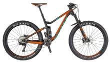 ScottGenius 730 black/orange/turquoise