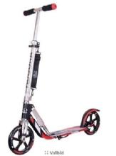 HudoraHudora Cityroller Big Wheel schwarz/silber/rot Alu 205mm