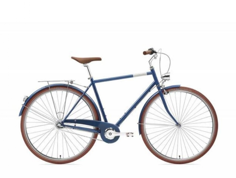 Creme Cycles Mike 3-speed navy