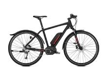 "RixeHybrid XC B9 E-Bike 28"" Schwarz Modell 2019"