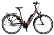 "KTM MACINA CENTRAL 7 RT E-Bike 28"" Bordeaux 7-Gang Modell 2019"