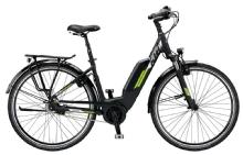 """KTMMACINA CENTRAL 8 RT HS A+5 E-Bike 28"""" Schwarz-Matt 8-Gang Modell 2019"""