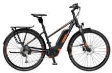 "KTMMACINA FUN 9 CX5 Unisex E-Bike 28"" Schwarz-Orange 9-Gang Modell 2019"