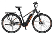 "KTM MACINA FUN 9 CX5 Herren E-Bike 28"" Schwarz-Orange 9-Gang Modell 2019"