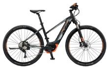 "KTMR2R Cross 10 CX5 E-Bike 28"" Schwarz-Matt 10-Gang Modell 2019"