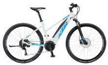 """KTMMACINA Cross 9 A+5 E-Bike 28"""" Weiß 9-Gang Modell 2019"""