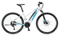 "KTM MACINA Cross 9 A+5 E-Bike 28"" Weiß 9-Gang Modell 2019"