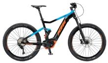 "KTMMacina Lycan 275 MTB E-Bike 27,5"" Schwarz 9-Gang Modell 2019"