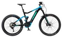 "KTM Macina Kapoho 2974 E-Bike 27,5""+ Schwarz-Blau Modell 2019"