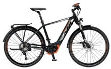 """KTMPower Sport 11 Herren E-Bike 28"""" Schwarz-Orange 11-Gang Modell 2019"""