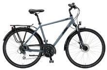"KTMLife Ride 24 Disc Trekkingbike 28"" Grau 24-Gang Modell 2019"