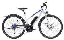 """HerculesRob Cross Sport 8.2 E-Bike 28"""" Weiß/Blau 8-Gang Modell 2019"""