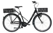 "HerculesCargo City Transportrad 26"" Schwarz 3-Gang Modell 2019"