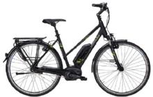 PegasusPremio E8 R E-Bike Trapez Schwarz Modell 2017