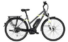 PegasusSolero E8 E-Bike Trapez Grau-Matt Modell 2017