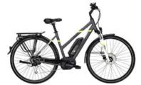 Pegasus Solero E8 E-Bike Trapez Grau-Matt Modell 2017
