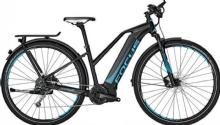 "FocusJarifa Street 9-Gang E-Bike Schwarz-Blau 29"" Modell 2017"