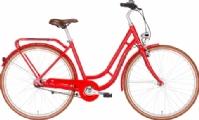 "Pegasus Bici Italia City Bike 7-Gang 28"" Rot Modell 2017"