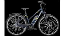 "PegasusPremio E8F Comfort E-Bike 28"" Schwarz 8-Gang Modell 2018"