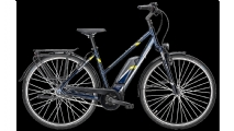 "Pegasus Premio E8F Comfort E-Bike 28"" Schwarz 8-Gang Modell 2018"