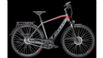 """Bulls Lacuba EVO E8 E-Bike 28"""" Grau-Rot 8-Gang Modell 2018"""